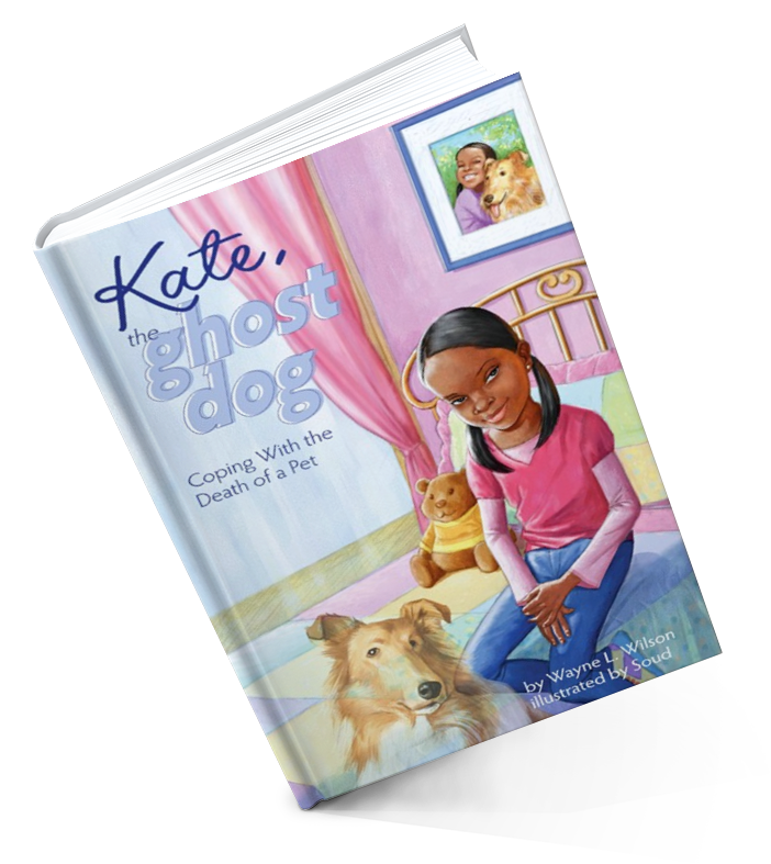 sale retailer 18830 0e6ab Kate, The Ghost Dog